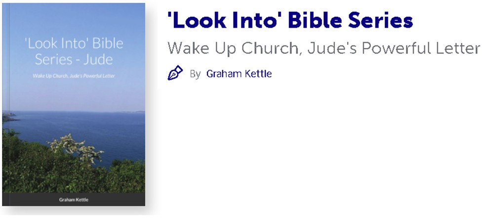 Wake up church - Jude's powerful letter